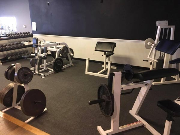 muscle max lifting area in leland